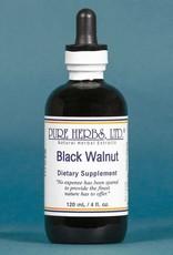 Pure Herbs Black Walnut Hulls 4oz