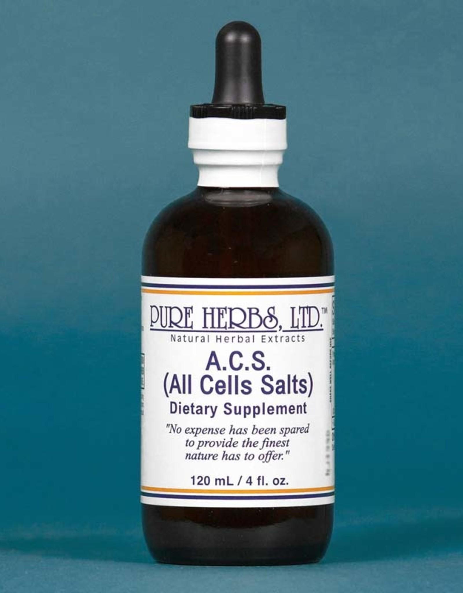 Pure Herbs ACS 4oz