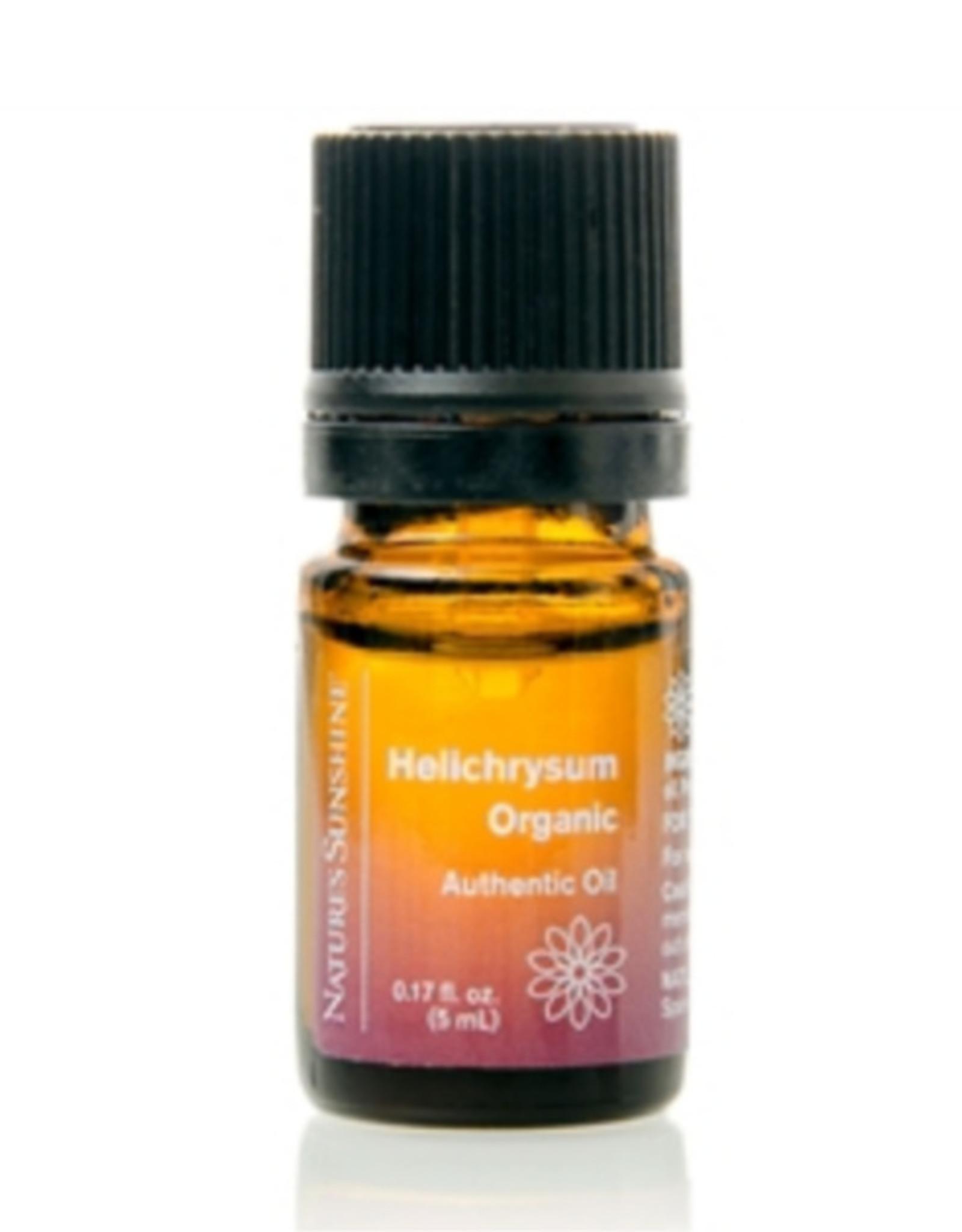 Nature's Sunshine Organic Helichrysum 5 ml
