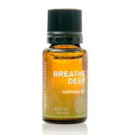 Nature's Sunshine Breathe Deep (15 ml)
