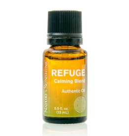 Nature's Sunshine Refuge Calming Blend (15 ml)