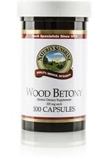 Nature's Sunshine Wood Betony (100 caps) (ko)
