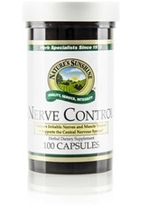 Nature's Sunshine Nerve Control (100 caps) (ko)
