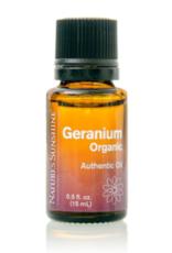 Nature's Sunshine Organic Geranium (15 ml)