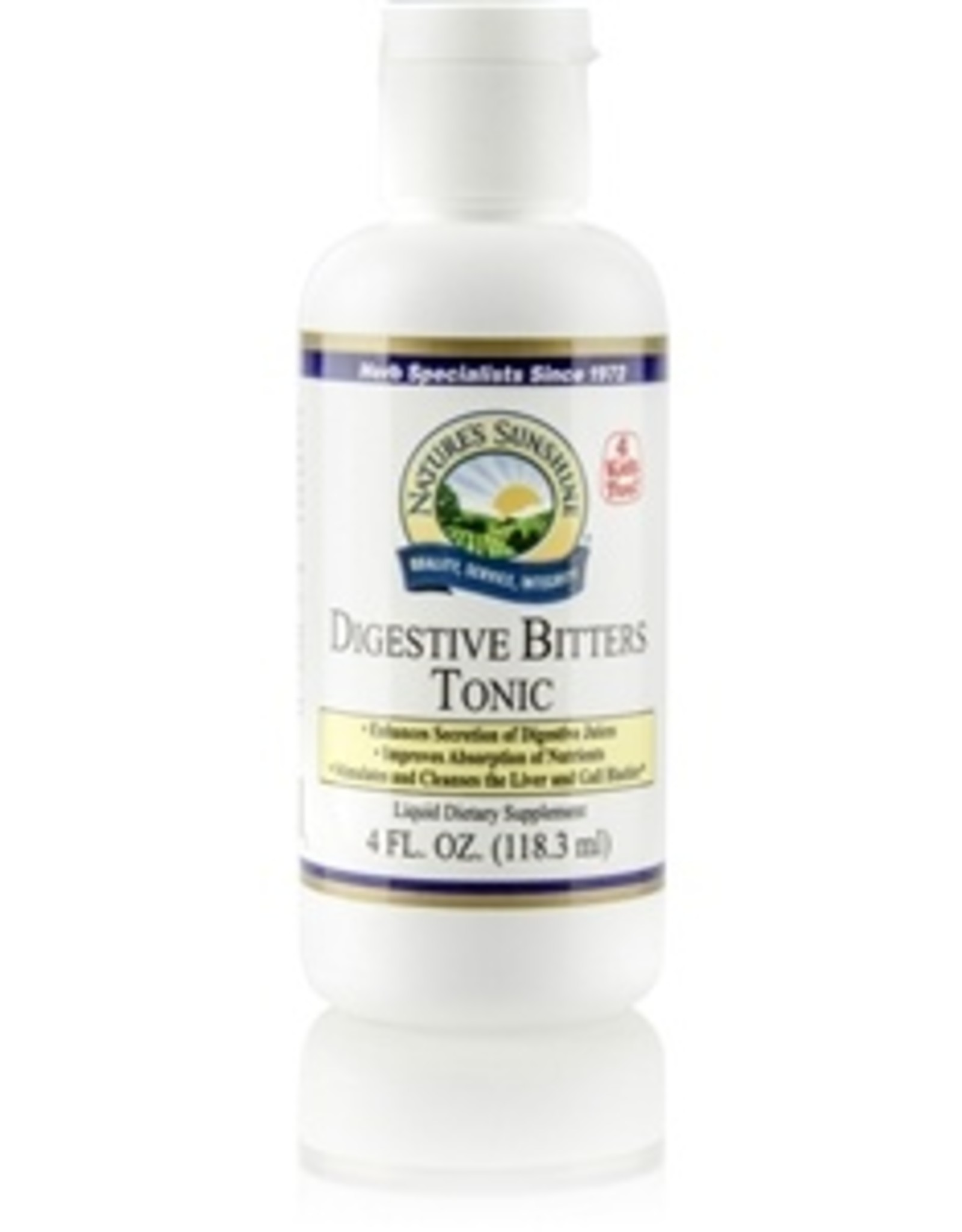 Nature's Sunshine Digestive Bitters Tonic (4 fl. oz.) (ko)