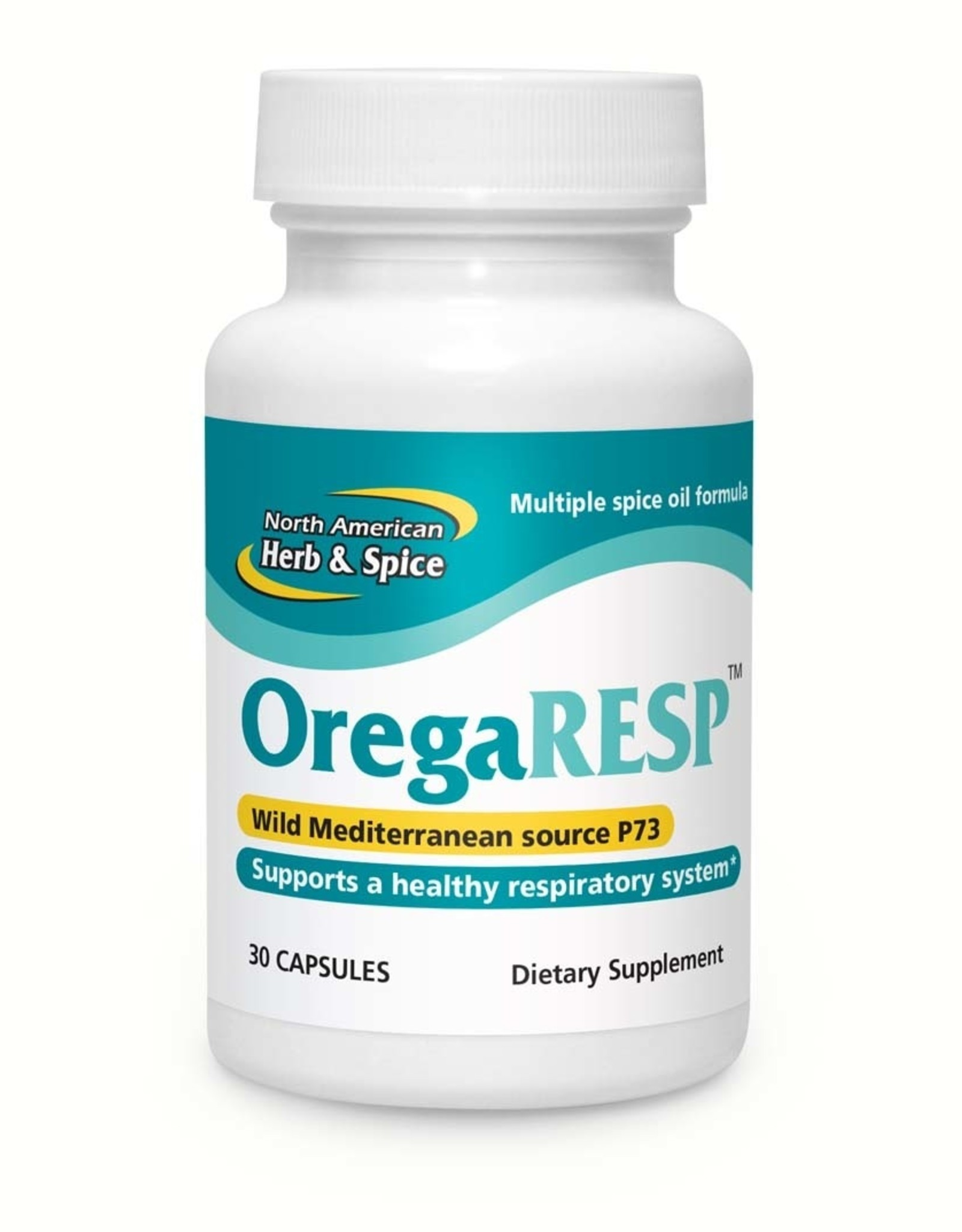 North American Herb & Spice OregaResp 30 ct