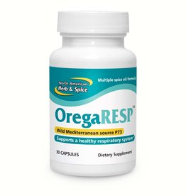 North American Herb & Spice OregaResp 30 ct