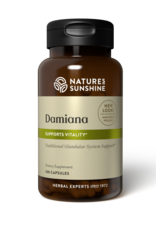 Nature's Sunshine Damiana (100 caps) (ko)