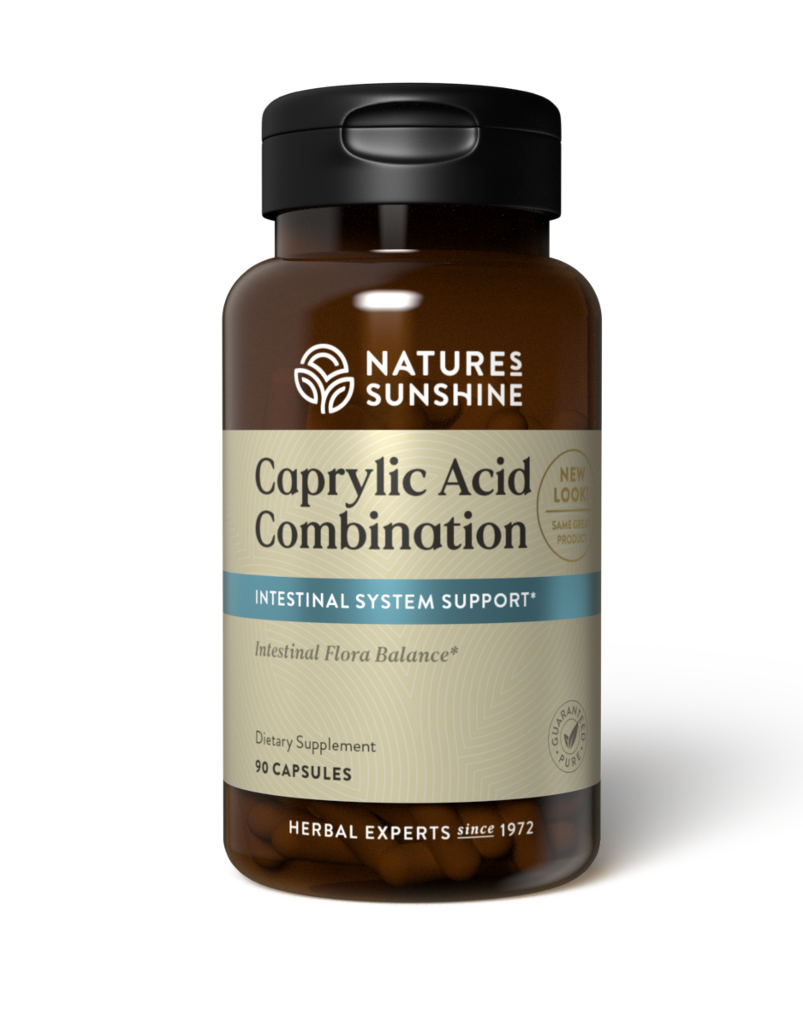 Nature's Sunshine Caprylic Acid Combination (90 caps)