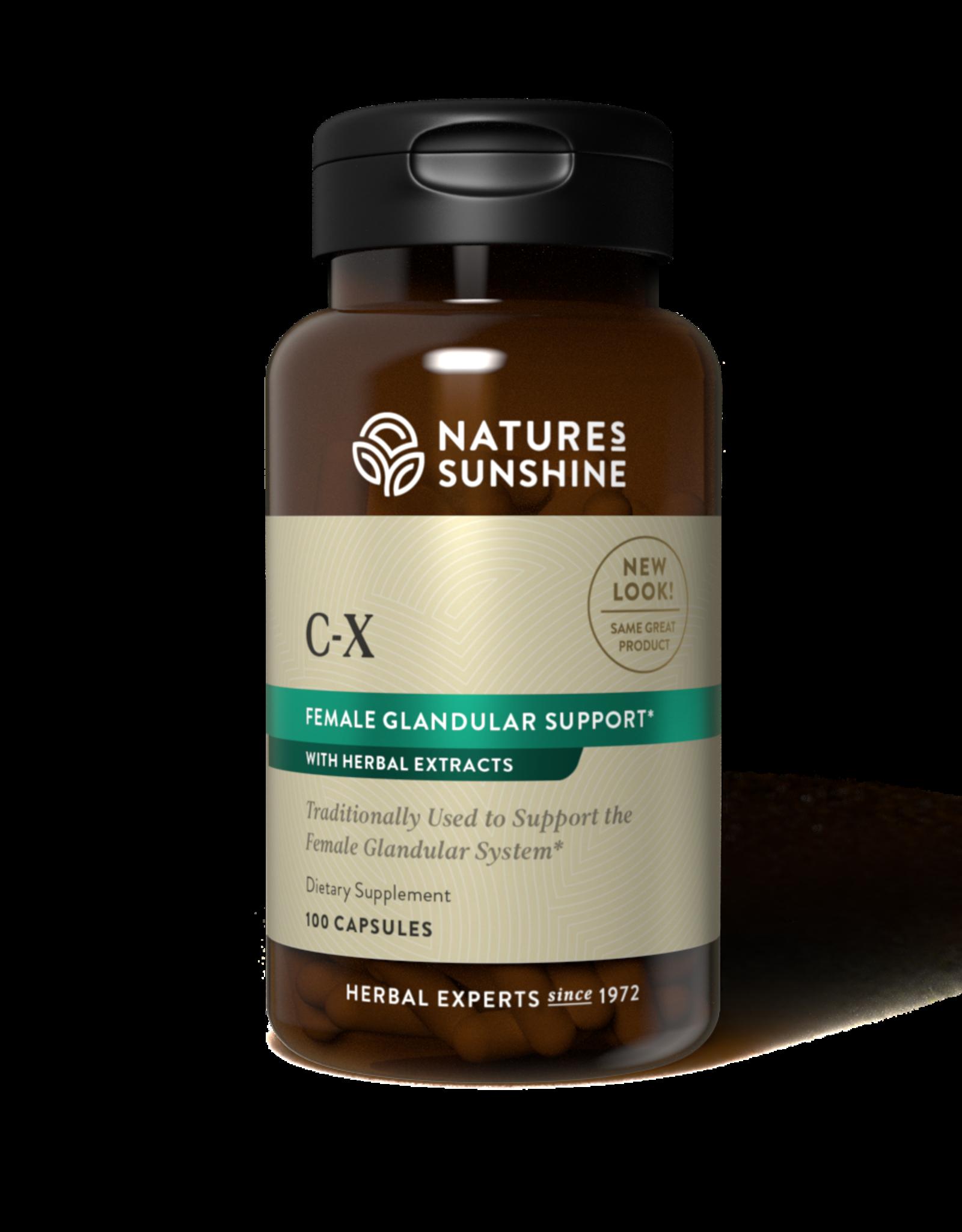 Nature's Sunshine C-X Reg