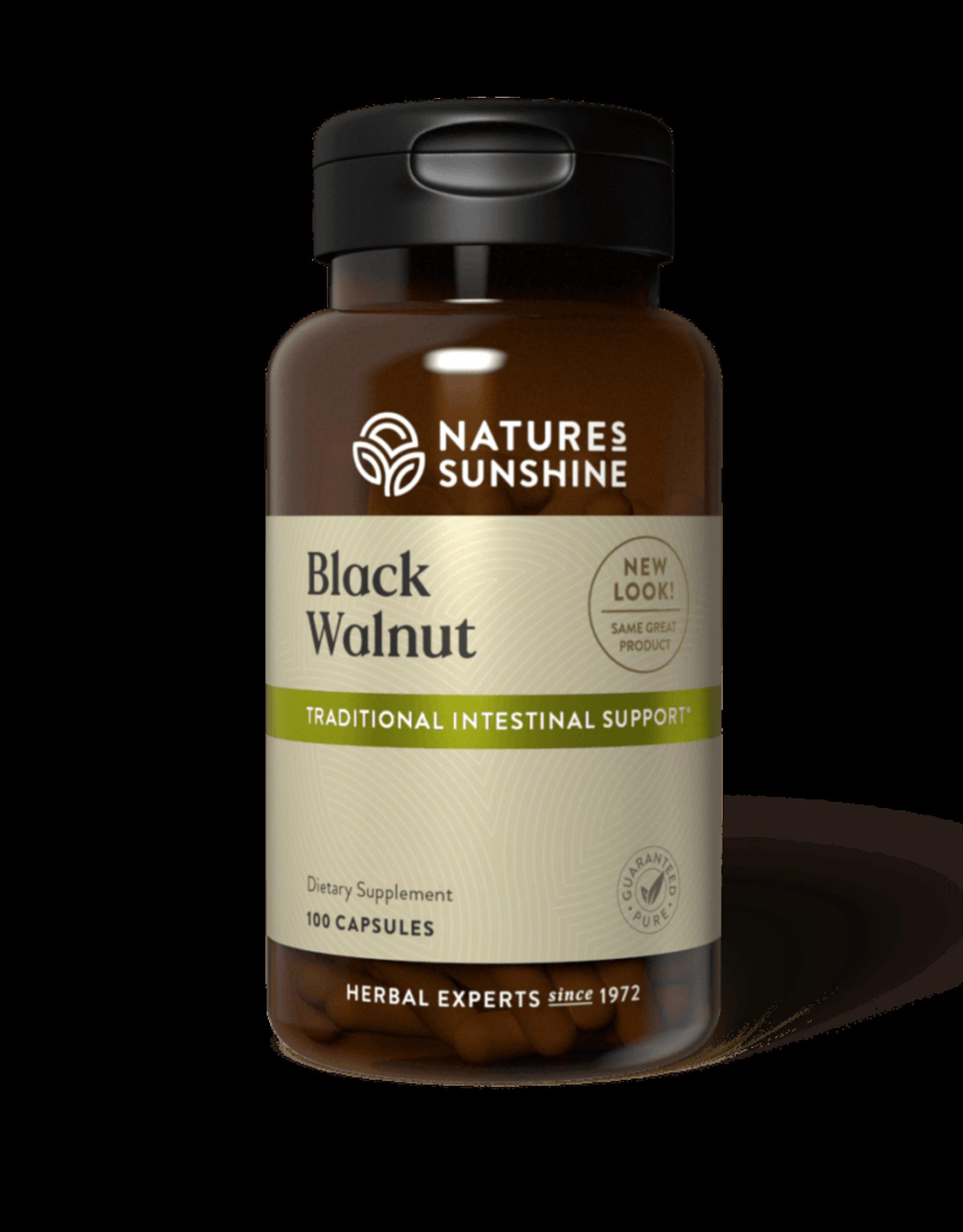 Nature's Sunshine Black Walnut (100 caps) (ko)