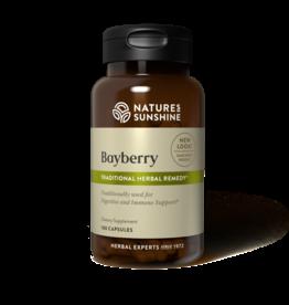 Nature's Sunshine Bayberry (100 caps) (ko)
