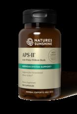 Nature's Sunshine APS II w/ White Willow Bark (100 caps) (ko)