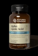 Nature's Sunshine Alpha Lipoic Acid (60 caps) (ko)