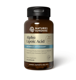 Nature's Sunshine Alpha Lipoic Acid (60 caps) (ko)