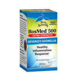 EuroPharma BosMed Extra Strength 500 120 ct