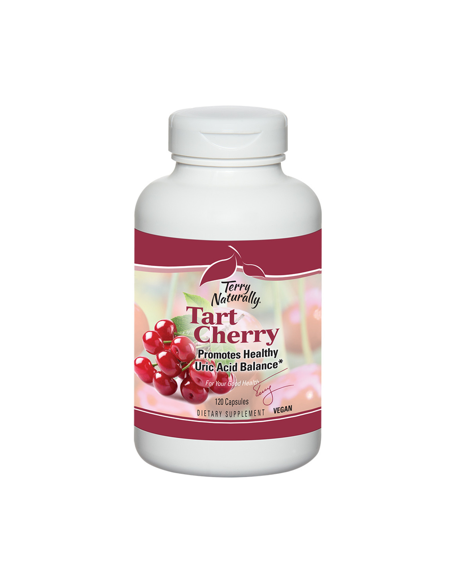 EuroPharma Tart Cherry 120ct