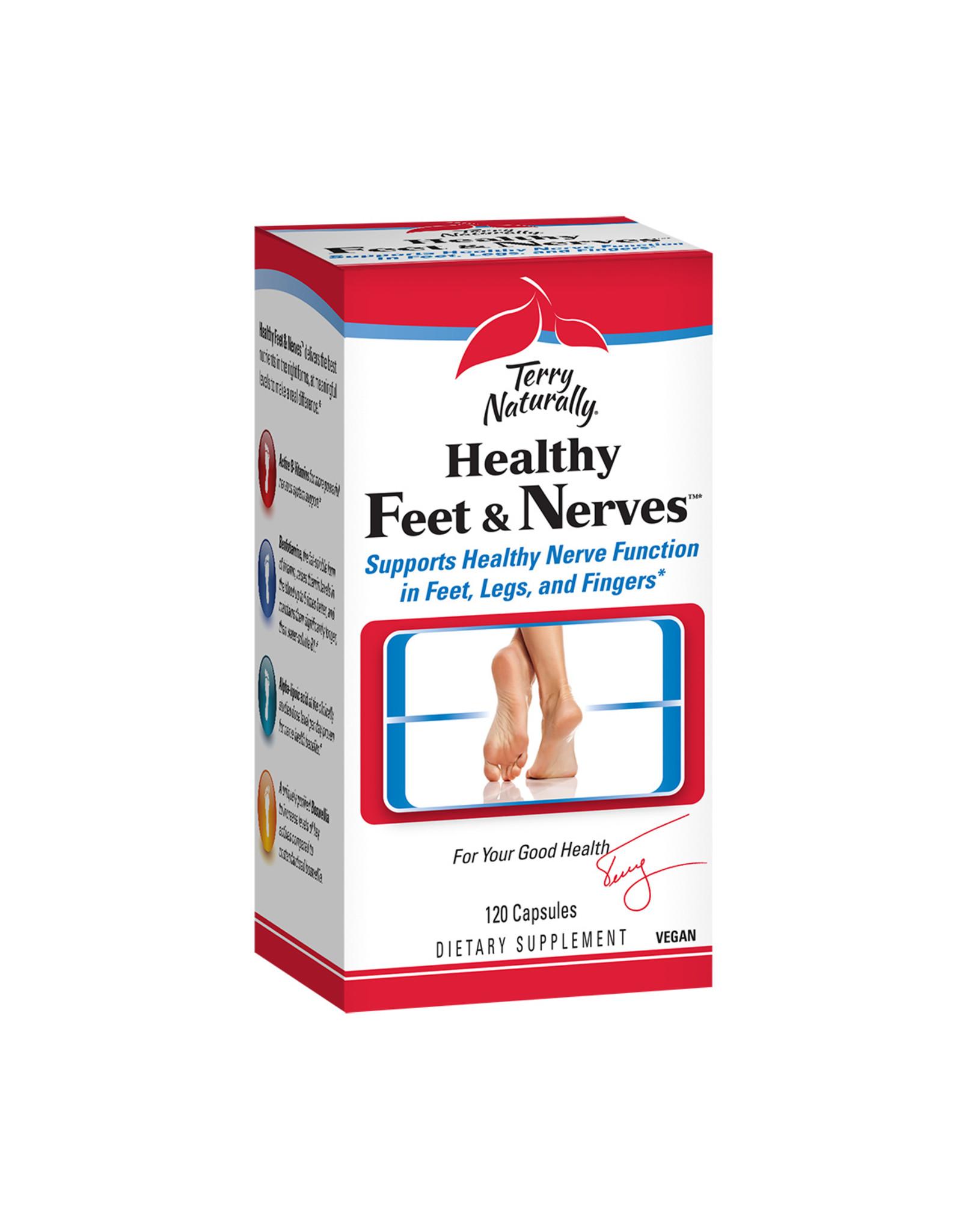 EuroPharma Healthy Feet & Nerves 120ct