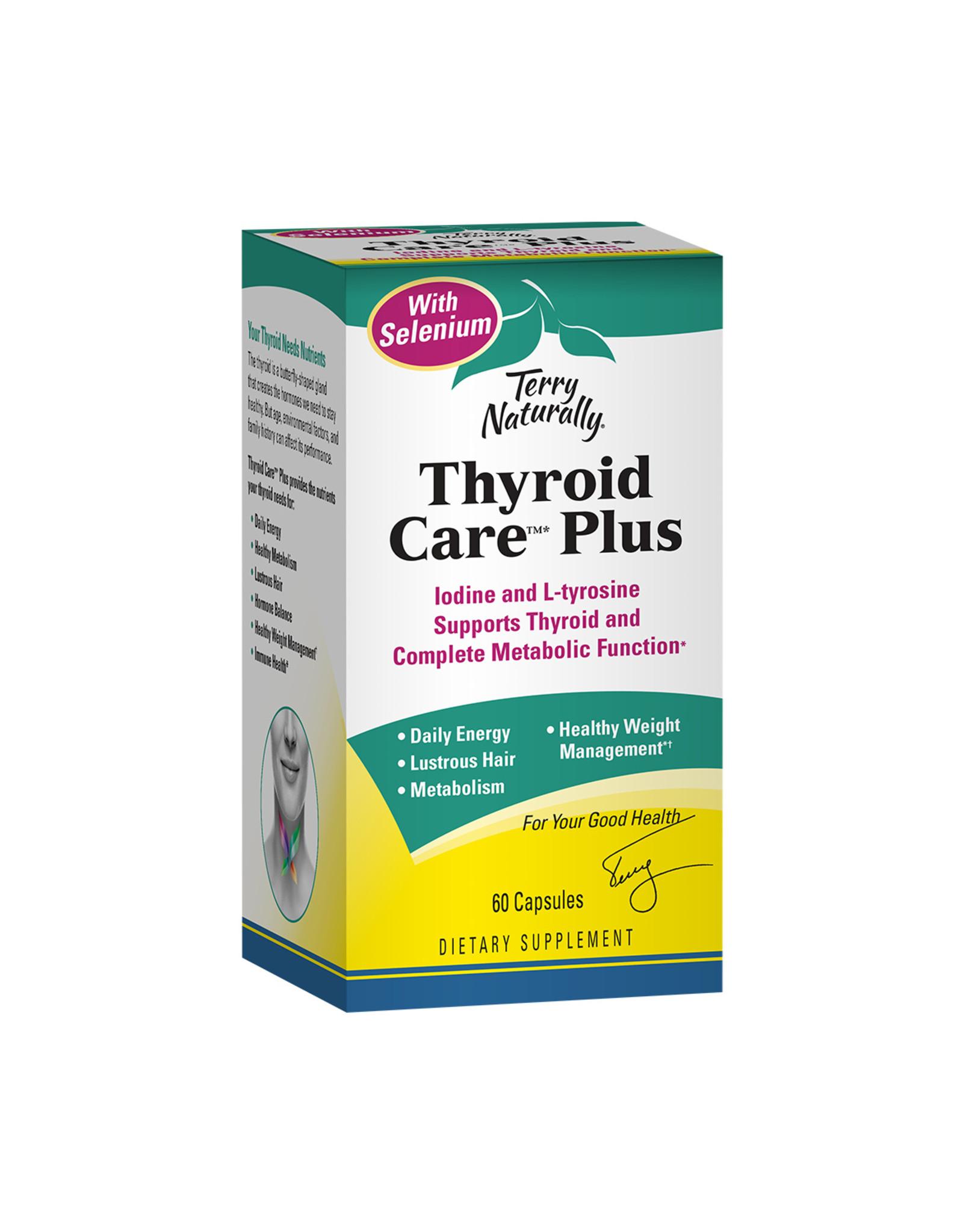 EuroPharma Thyroid Care Plus Selenium 60ct