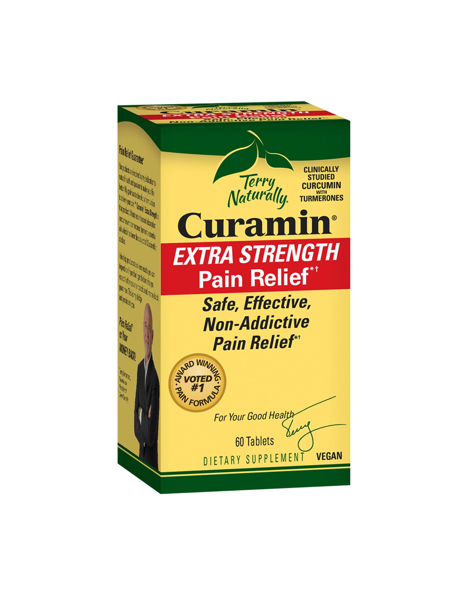 EuroPharma Curamin Extra Strength 120ct