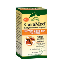 EuroPharma CuraMed 750 mg 120 Softgels