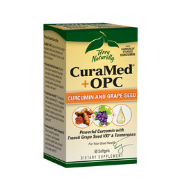 EuroPharma CuraMed + OPC 60ct