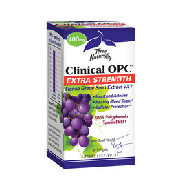 EuroPharma Clinical OPC Extra Strength 60ct