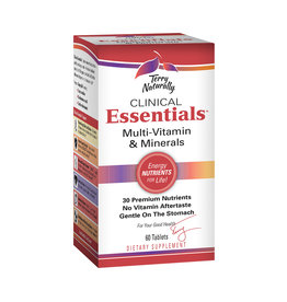 EuroPharma Clinical Essentials Multi-Vitamin & Minerals 60ct