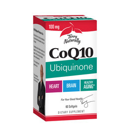 EuroPharma COQ10 Ubiquinone 60ct