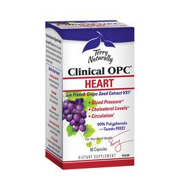 EuroPharma Clinical OPC Heart 60ct