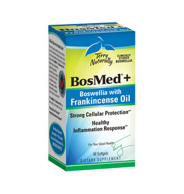 EuroPharma BosMed + Boswellia with Frankincense Oil 60ct