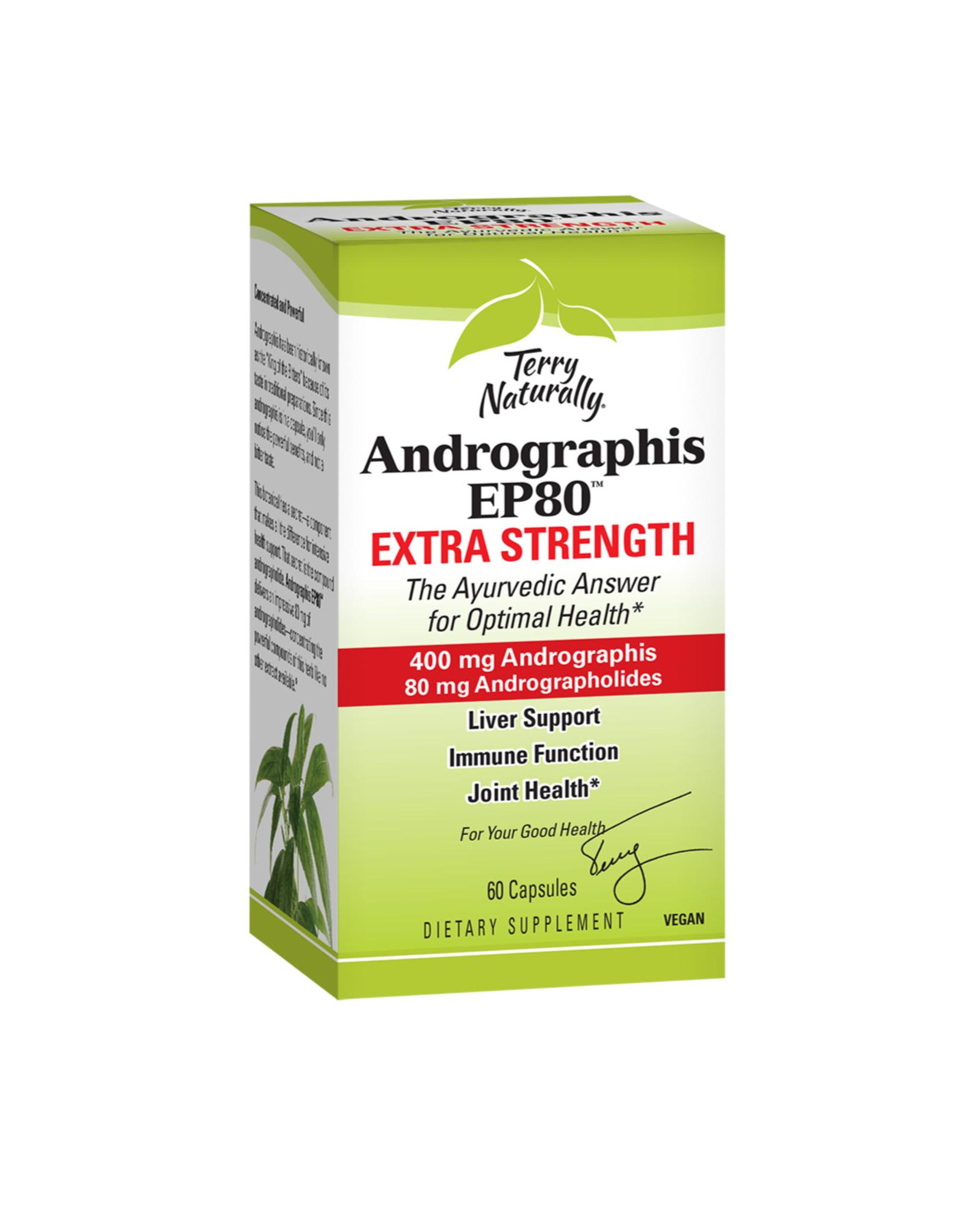 EuroPharma Andrographis  60ct