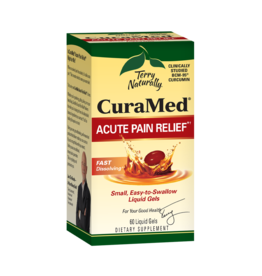 EuroPharma CuraMed Acute Pain Relief 60ct