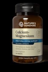 Nature's Sunshine Calcium-Magnesium (150 tabs)