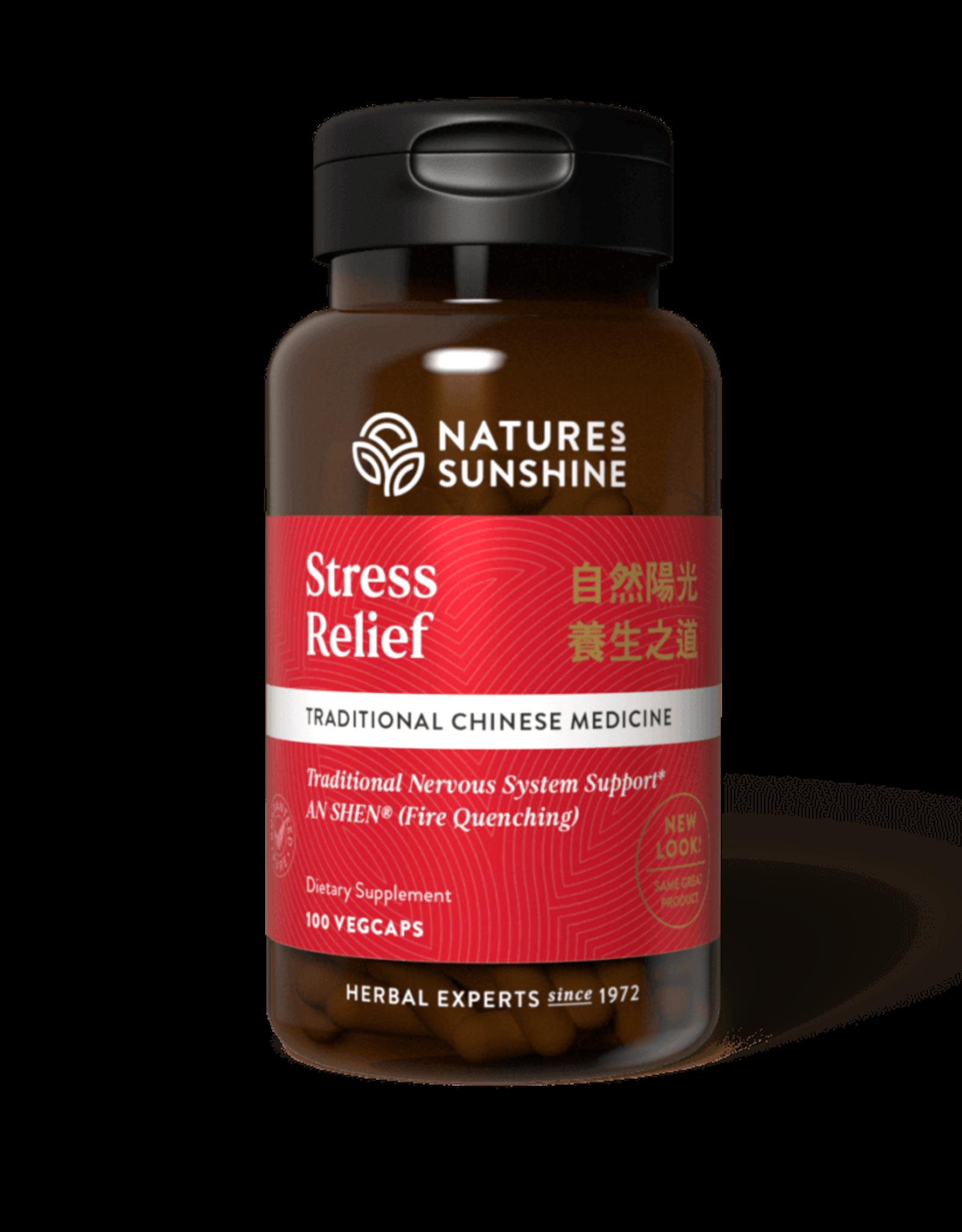 Nature's Sunshine Stress Relief (100 caps)