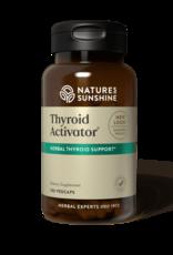 Nature's Sunshine Thyroid Activator (100 caps)