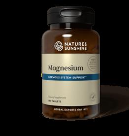 Nature's Sunshine Magnesium (180 tabs)