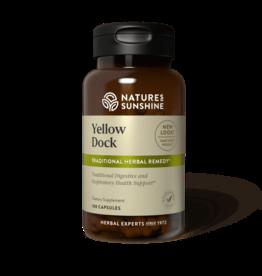 Nature's Sunshine Yellow Dock (100 caps) (ko)