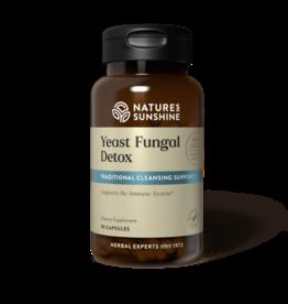 Nature's Sunshine Yeast/Fungal Detox (90 caps)