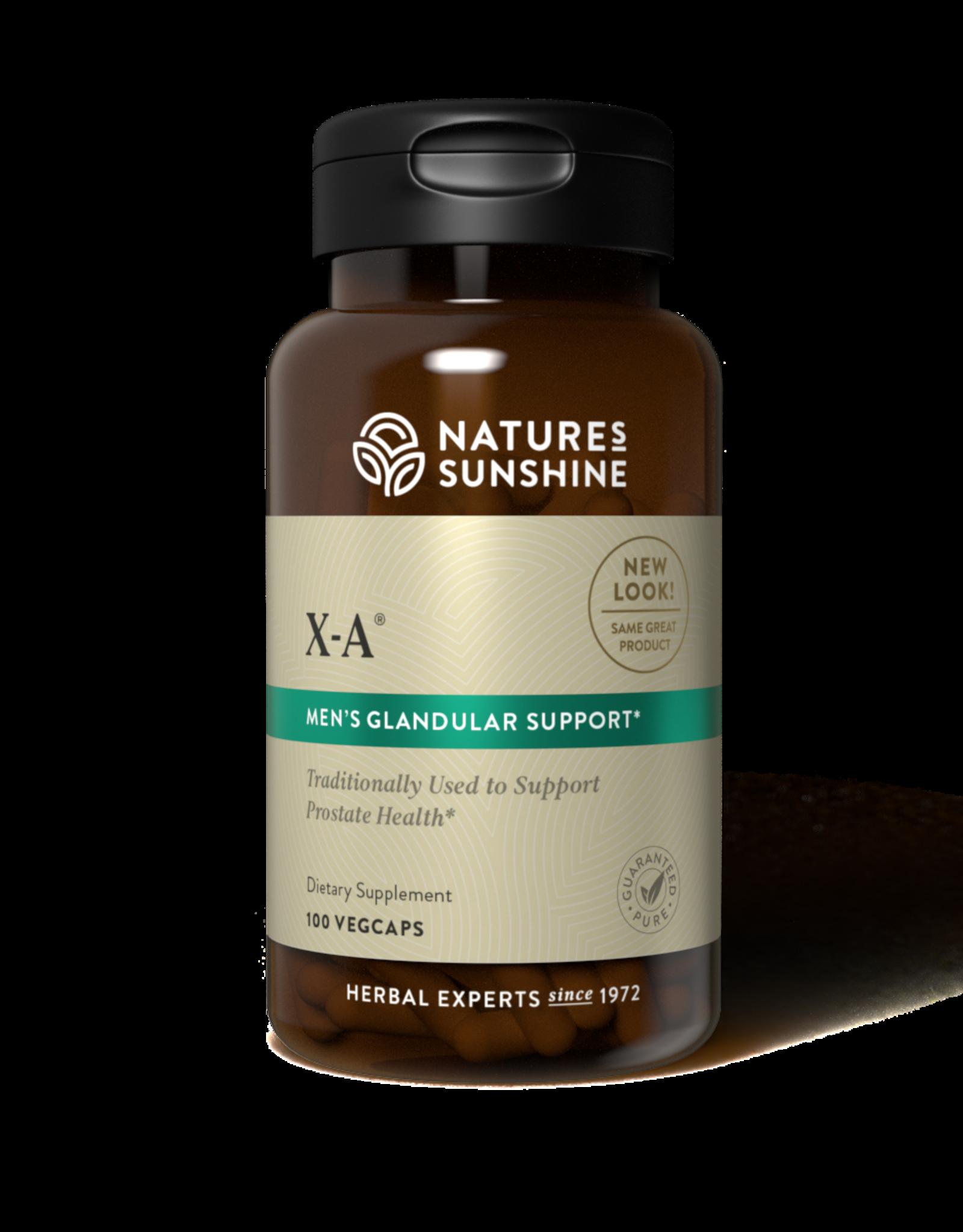 Nature's Sunshine X-A (100 caps) (ko)