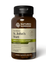 Nature's Sunshine St. John's Wort Conc. T/R (60 tabs)