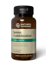 Nature's Sunshine Senna Combination (100 caps) (ko)