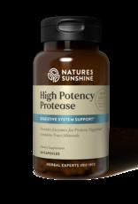 Nature's Sunshine Protease, High Potency (60 caps)