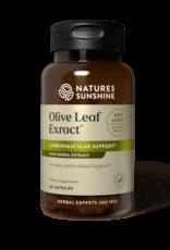 Nature's Sunshine Olive Leaf Extract Conc. (60 caps) (ko)