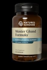 Nature's Sunshine Master Gland (120 caps) (ko)