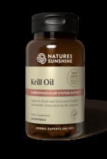 Nature's Sunshine Krill Oil with K2 (60 softgel caps)