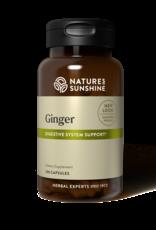 Nature's Sunshine Ginger (100 caps) (ko)