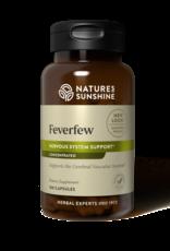 Nature's Sunshine Feverfew Conc. (100 caps) (ko)