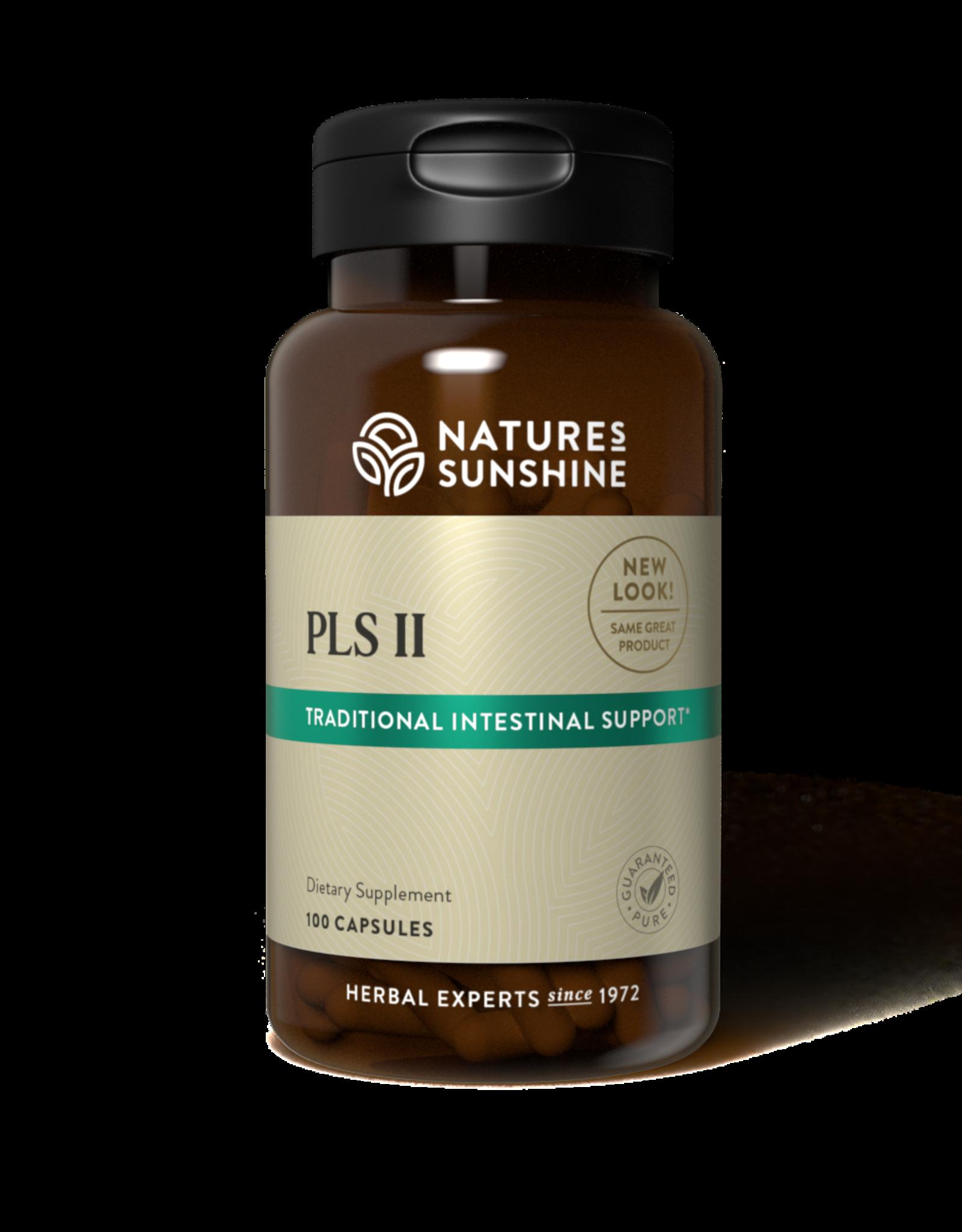Nature's Sunshine PLS II (100 caps) (ko)