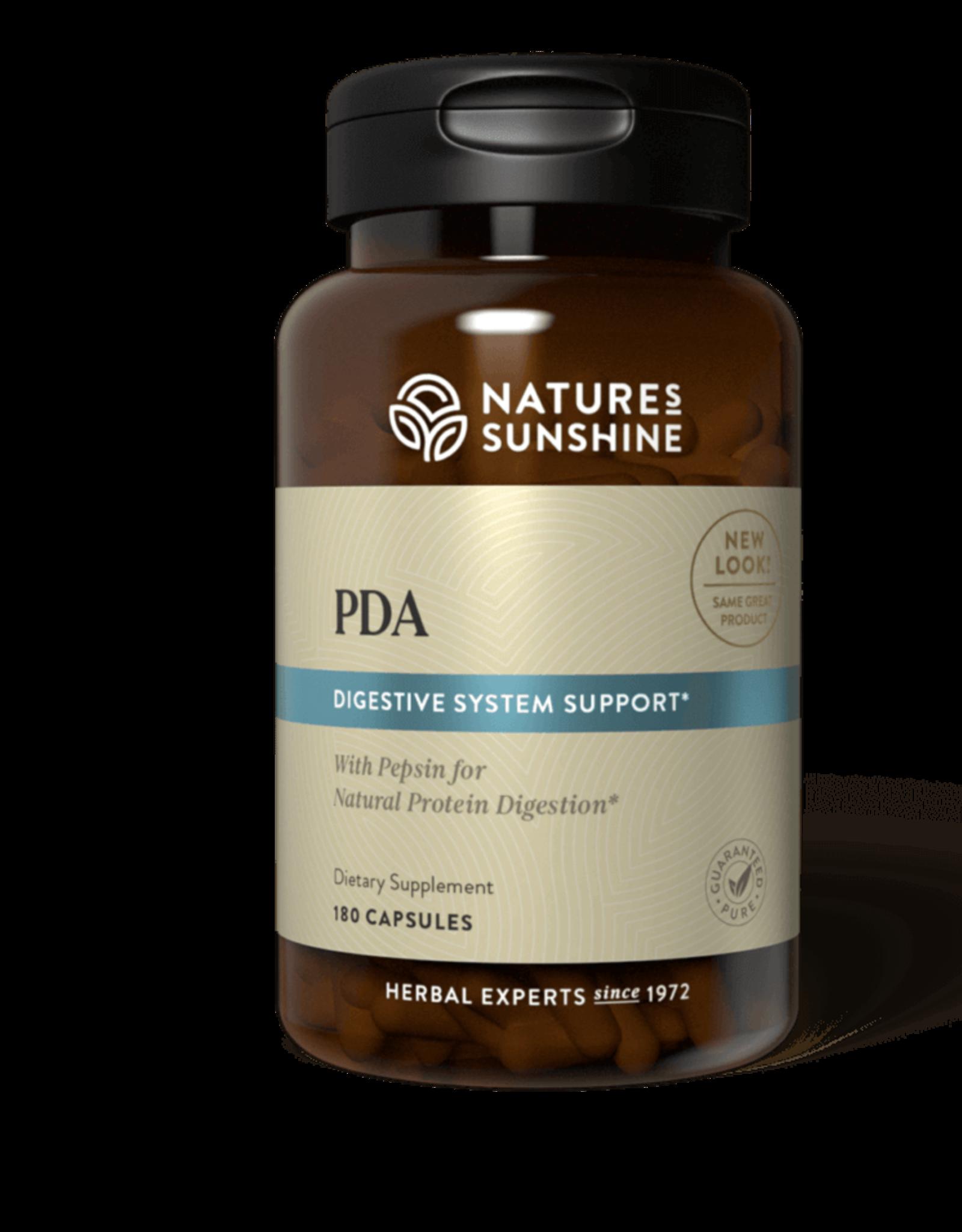 Nature's Sunshine PDA Combination (180 caps)